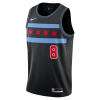 Regata Nike Chicago Bulls City Edition Swingman Masculina