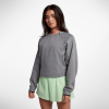 Blusão Nike City Ready Fleece Crew Feminino