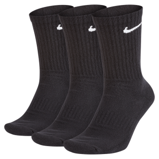 Meia Nike Everyday Cushion Crew (3 pares) - Cód. 888407233616