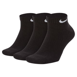 Meia Nike Everyday Cushion Cano Baixo (3 pares) - Cód. 888407236839