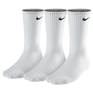Meia Nike Cotton Cushion Crew (3 pares) - Cód. 884726525852