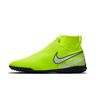 Chuteira Nike React Phantom Vision Pro Dynamic Fit Society Unissex - Cód. 193145605428