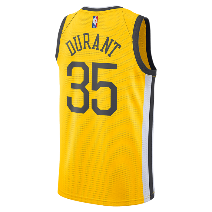 Regata Nike Golden State Warriors Swingman Masculina