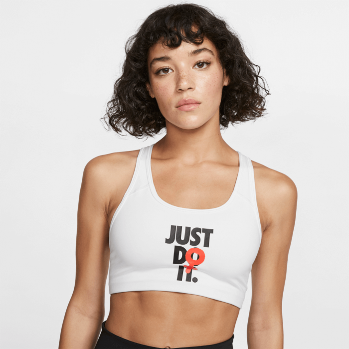 Top Nike Rebel Swoosh Feminino